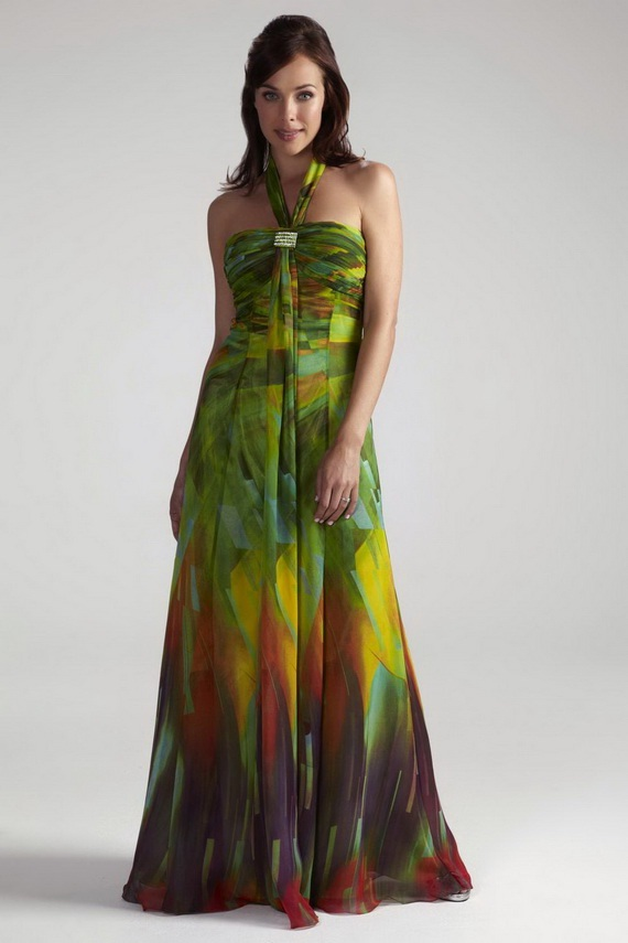 Beach Mother Of The Bride Dresses