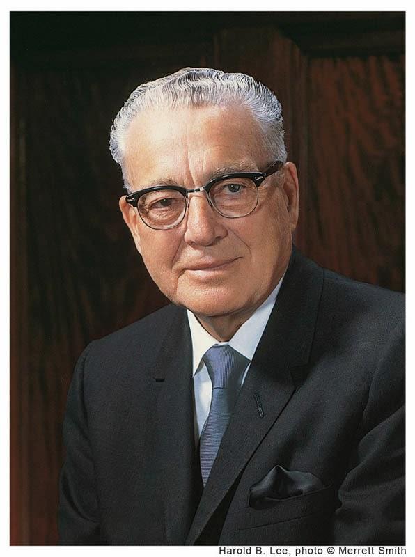 Pres. Harold B. Lee