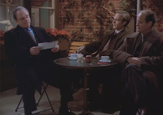Frasier and Niles' new friend