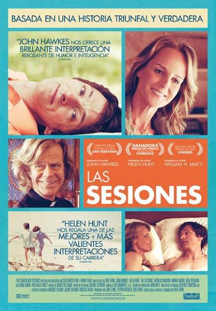las sesiones cartel - OCIO EN CASA: Las sesiones (película recomendada)