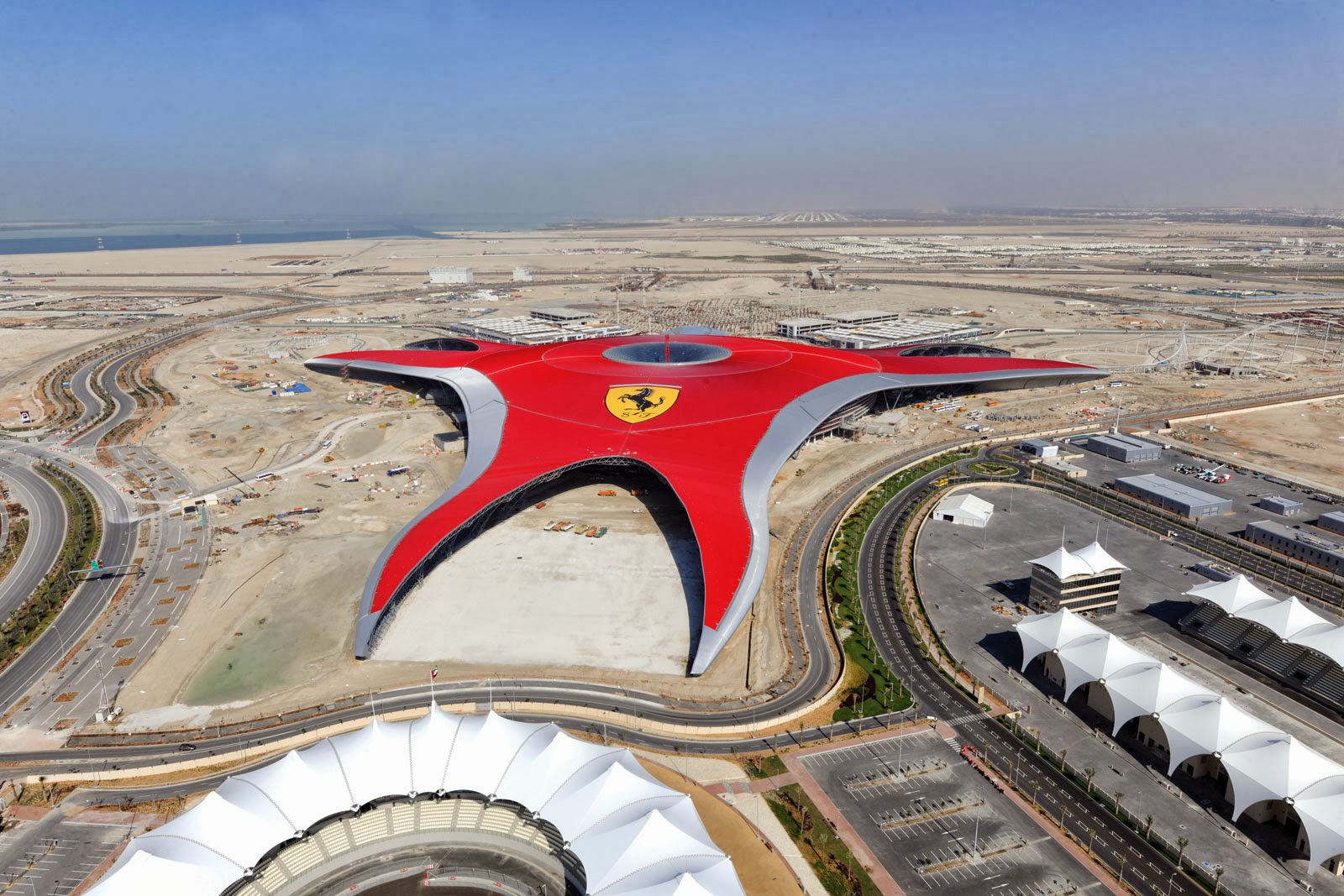 eshowbiz ferrari world abu dhabi. Cars Review. Best American Auto & Cars Review