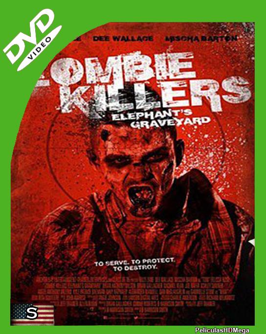 Zombie Killers: Elephant's Graveyard (2015) DVDRip Subtitulado