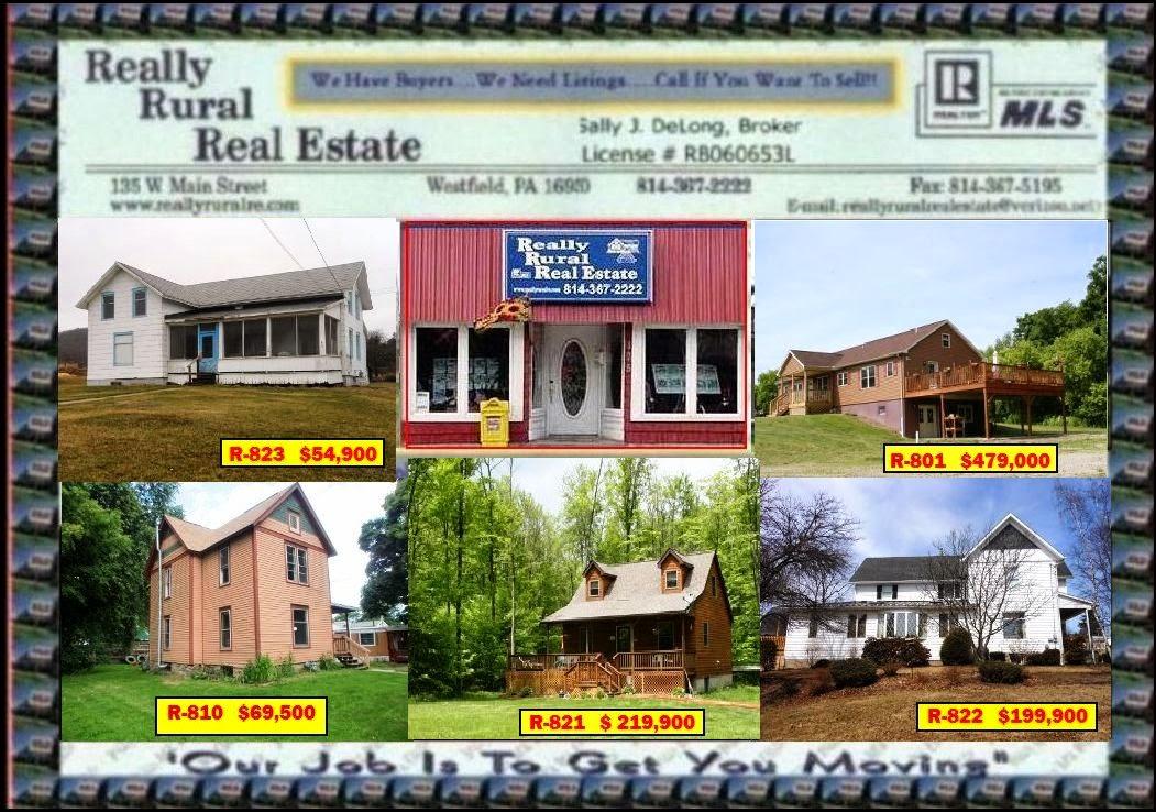 Really Rural Real Estate