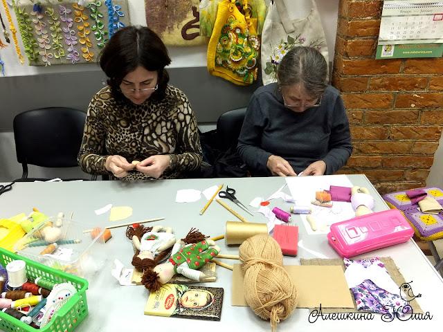 текстильные игрушки мастер-класс