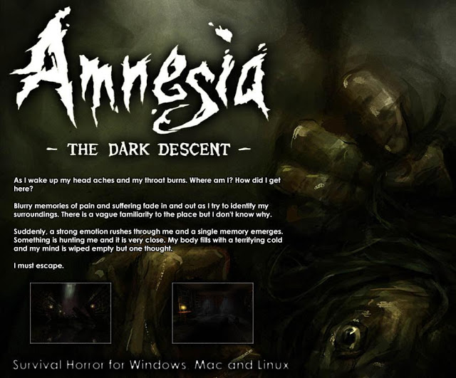 Amnesia The Dark Descent Free Download - Ocean of Games