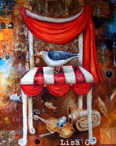 la chaise musicale- vendu