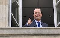 Elecciones en FRANCIA:  Hollande ganó la primera vuelta y disputará el ballotage ante Nicolas Zarko