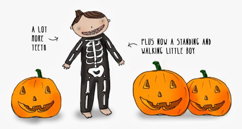 Finn Halloween