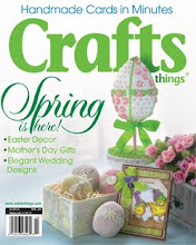 Cover Girl - Crafts N Things April 2012