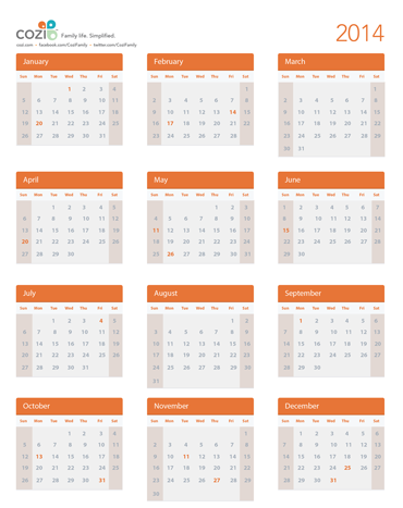 2014 calendar with holidays,Create a Free Printable Calendar,2014 Photo Calendar,2014 Calendar Templates for Excel, Download Free Excel 2014 Calendar Template, free calender template, excel calendar template, download calaender template