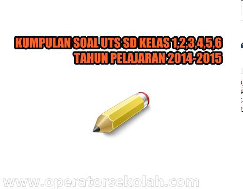 Contoh Soal Ujian Semester 1 Kelas 4 Sd Tahun 2015 Soal Newhairstylesformen2014 Com