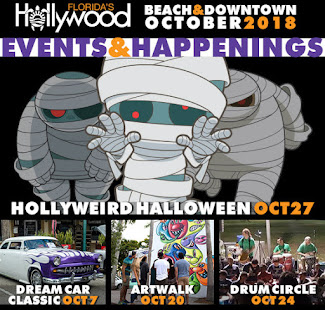 Hollyweird Halloween OCTOBER 27