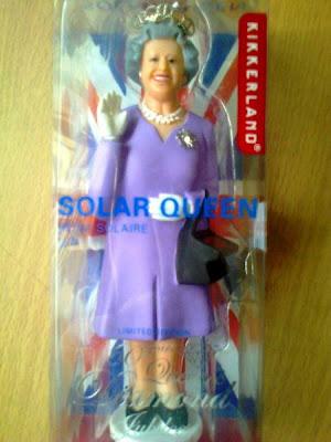 Solar queen jubilee edition