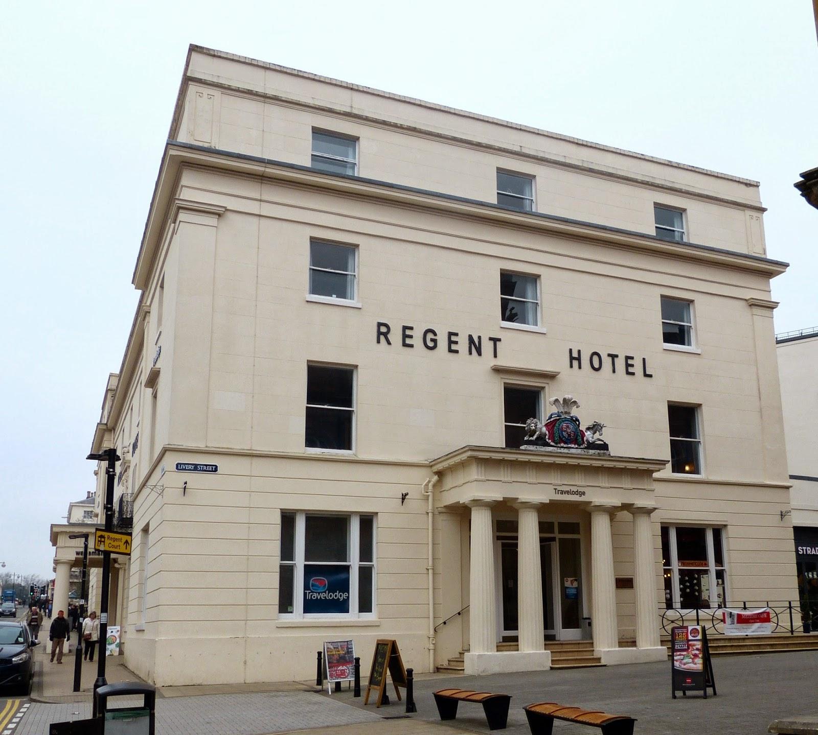 Regent Hotel, Leamington