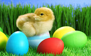 WALLPAPER HUEVOS DE PASCUA, HAPPY EASTER