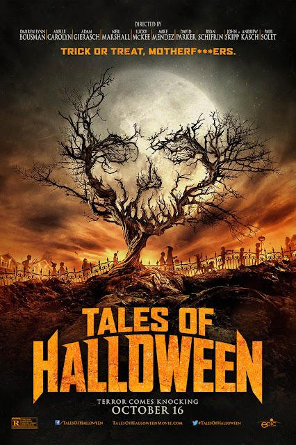 Tales of Halloween (2015) ταινιες online seires xrysoi greek subs