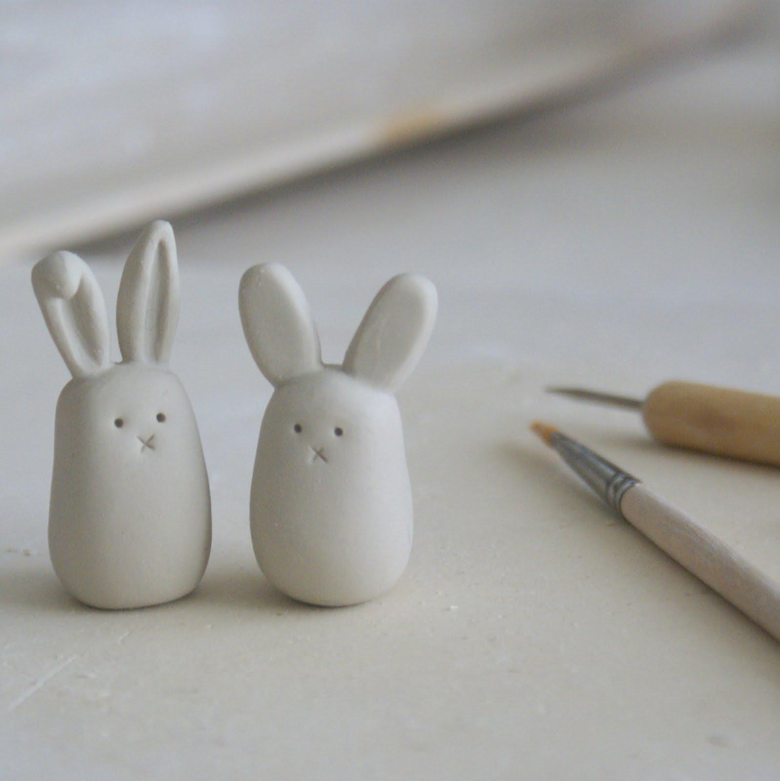Artmind tiny bunny love for Salzteig ideen