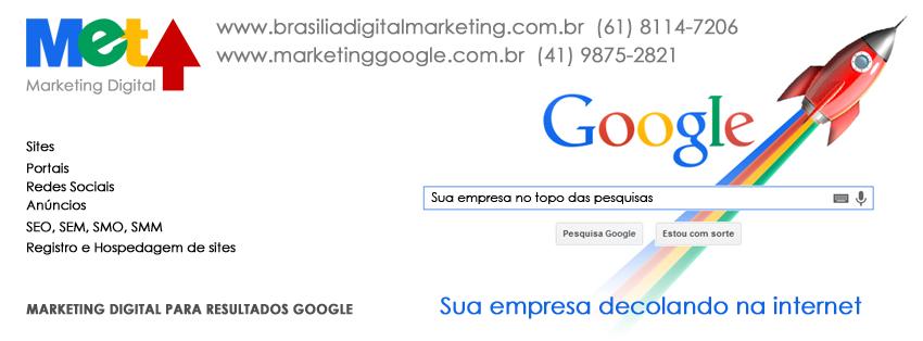 META Marketing Digital em Brasília-DF