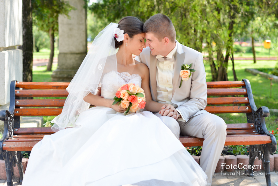 Fotografii nunta Barlad - Alexandra si Gabriel