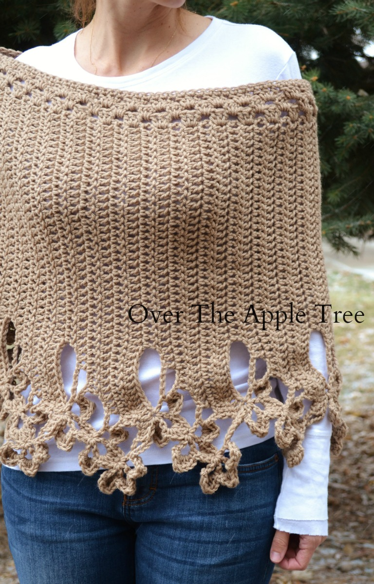 Over The Apple Tree: My Crochet Gifts 2015