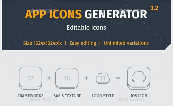 Free App Icon Generator