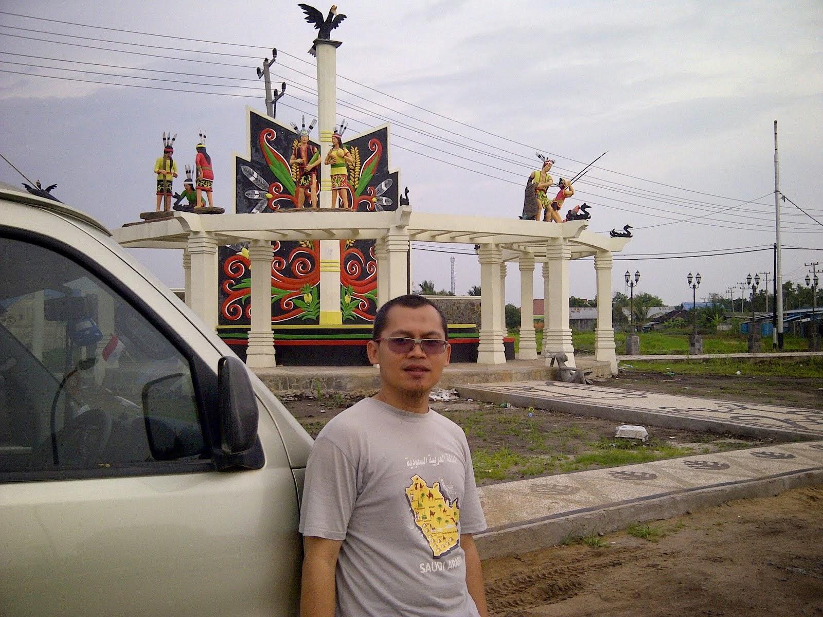 Kuala Kapuas Kota Air