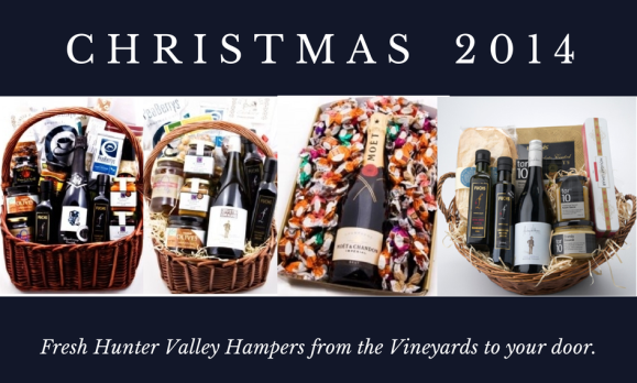 Christmas Hampers and Gift Baskets Look Book 2014