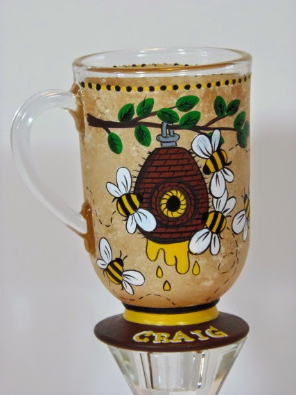 Bee Keepers Custom Coffee Mug