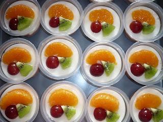 Resep Masakan Pudding Buah Enak dan Lezat