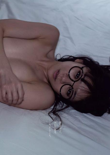 時東ぁみ Tokito Ami トップレス Topless Photos 4