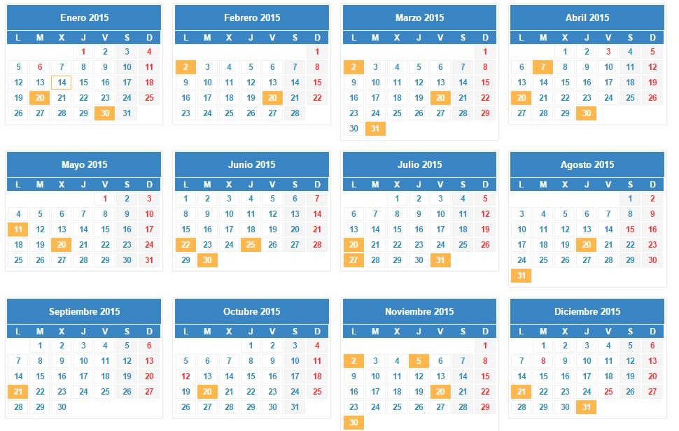 Calendario Declaracion Renta 2016 | newhairstylesformen2014.com