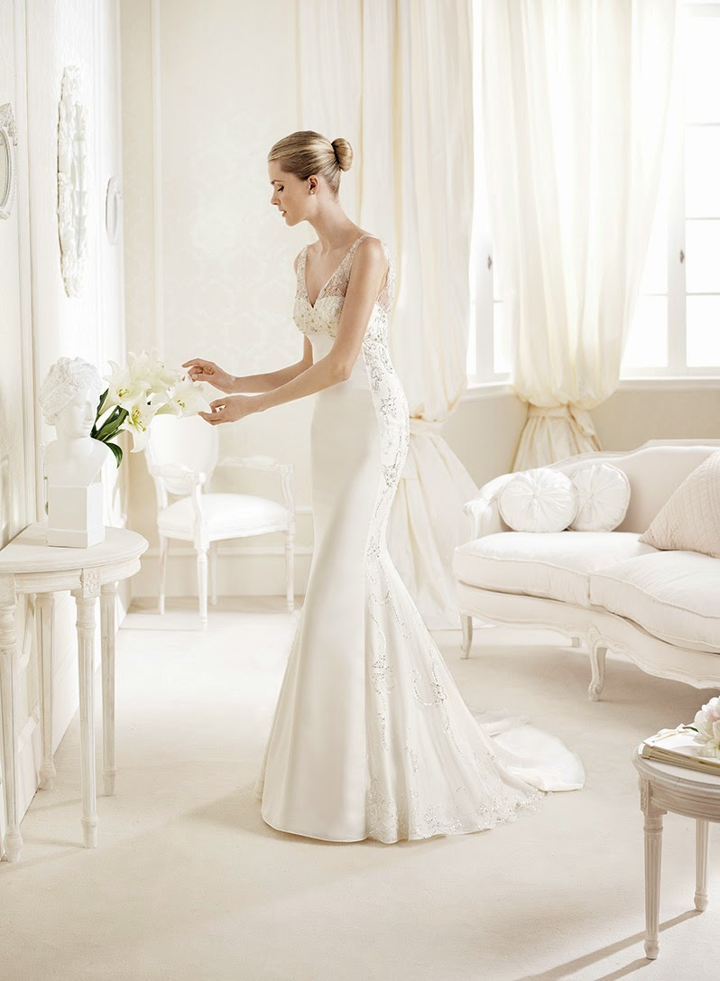 Icarte wedding dress la sposa 2014
