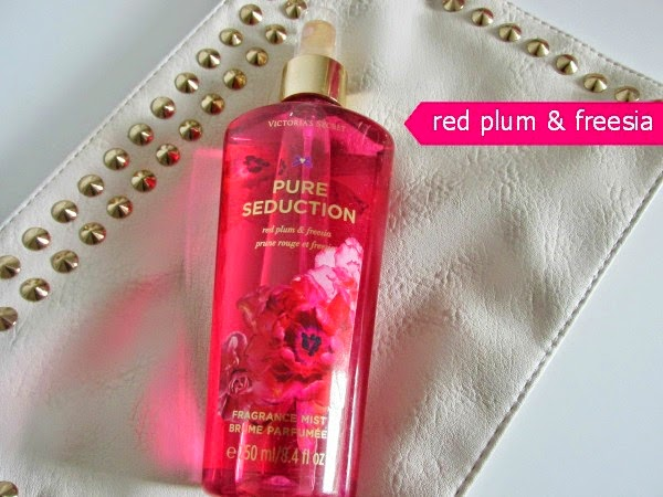 VS FANTASIES PURE SEDUCTION FRAGRANCE MIST Review