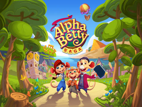 AlphaBetty Saga livello 49