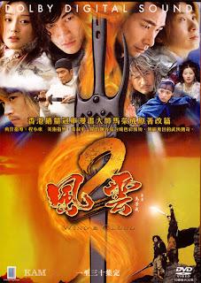 Xem Phim Phong Vân 2 - Long Ho Tranh Hung
