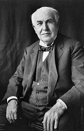 Thomas Alva Edison Quote