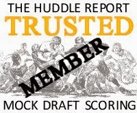 Award Winning Mock Drafts