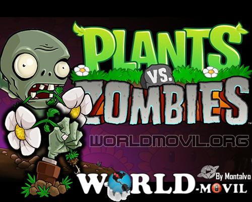 Descargar Gratis Plants vs Zombies – Juego Para Celular [MF][JAR]