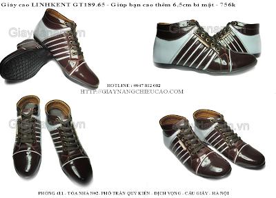 Giày nam GT189. 65