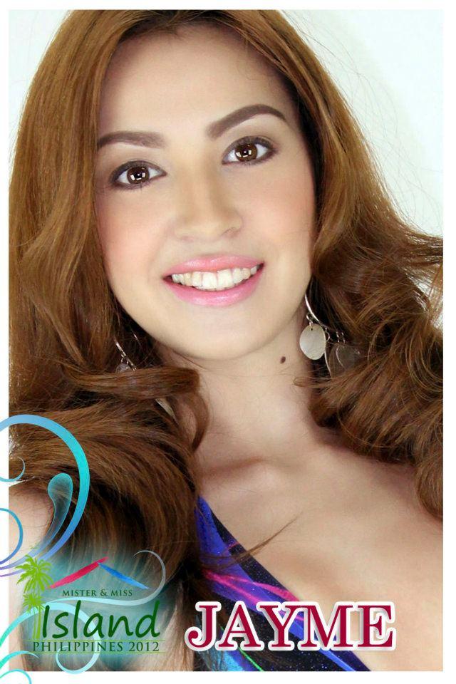 Miss Island Philippines 2012 Jamie Yin Baker