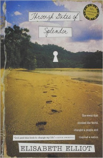 http://www.amazon.com/Through-Gates-Splendor-Elisabeth-Elliot/dp/0842371524/ref=sr_1_1?s=books&ie=UTF8&qid=1448045680&sr=1-1&keywords=through+gates+of+splendor