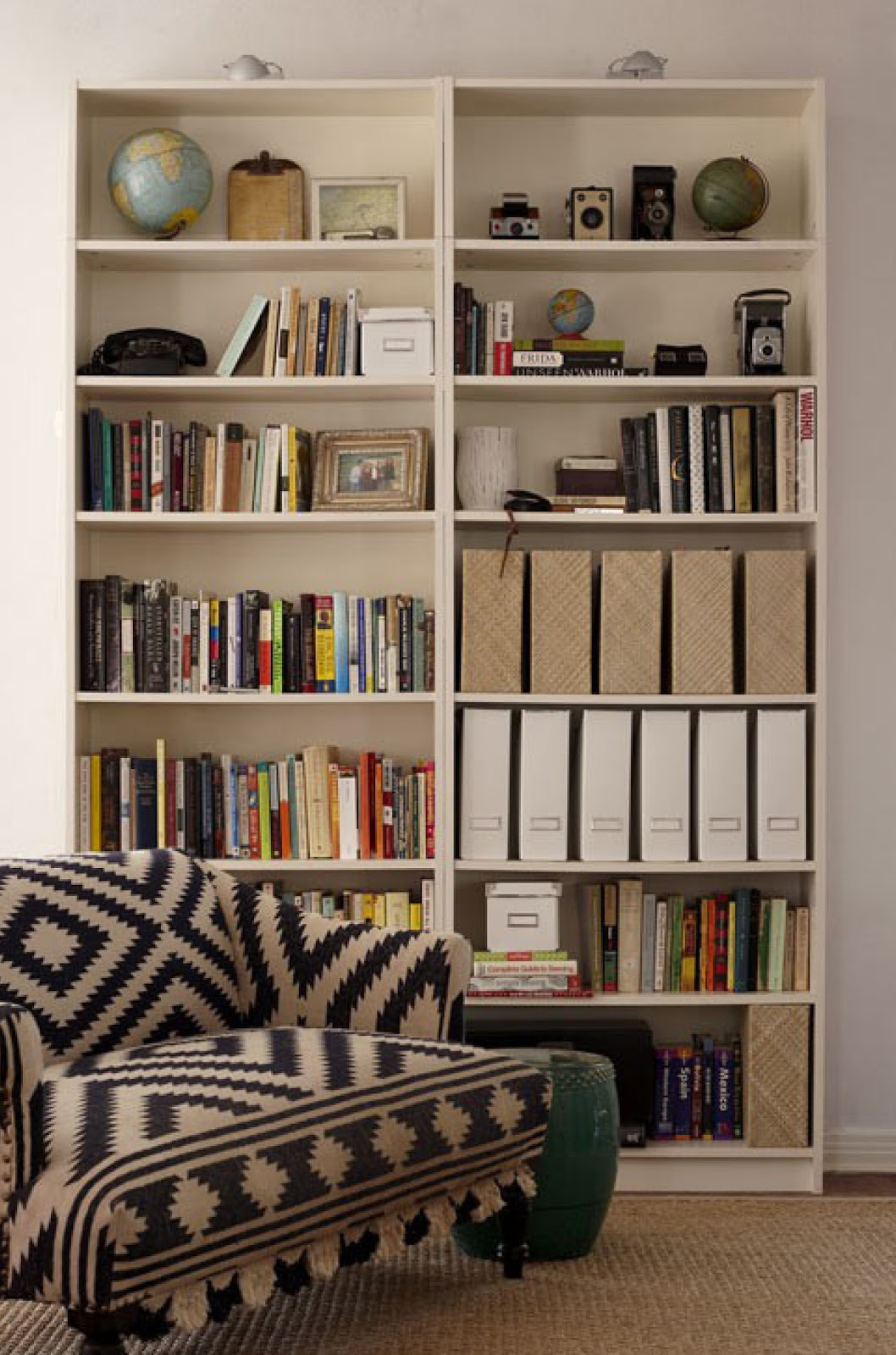 for the love bookshelf inspiration