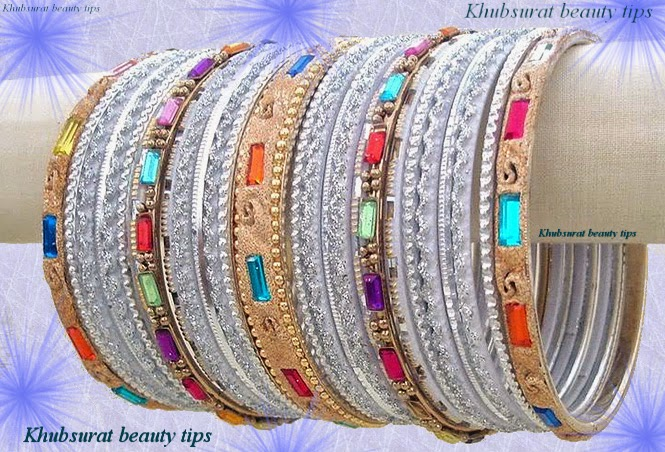 Trandational bangles for brides