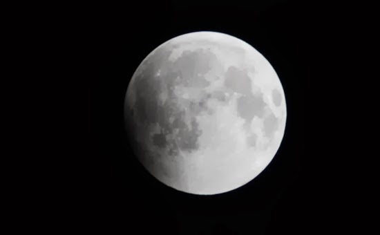 Gerhana Bulan Penumbra Muncul Akhir Pekan Ini