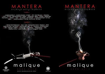 Black feat. Malique - Teman Pengganti Lirik dan Video