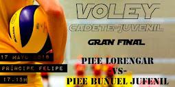 Final Voley Cadete-Juvenil