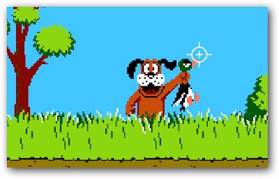 Duck Hunt Nintendo 8 Bits Gun Game Nes nintendo retro laser pistol maldito game