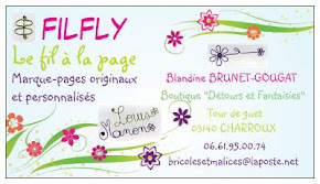 """""""FilFly"""" Le Fil à la page"""
