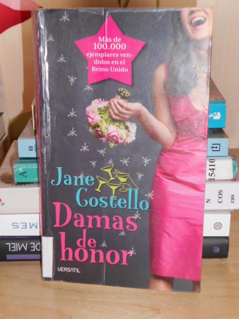 Copiando Libros: DAMAS DE HONOR, DE JANE COSTELLO