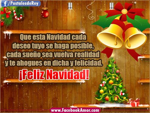 Tarjetas de navidad im genes bonitas para facebook amor - Postales de navidad bonitas ...